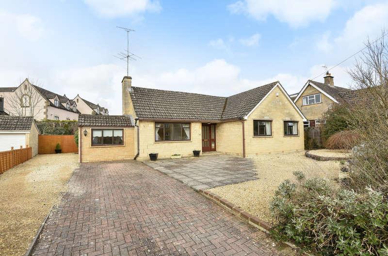 3 Bedrooms Detached Bungalow for sale in Tetbury