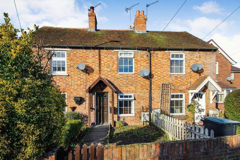 2 Bedrooms Terraced House for sale in Bedford Road, Marston Moretaine