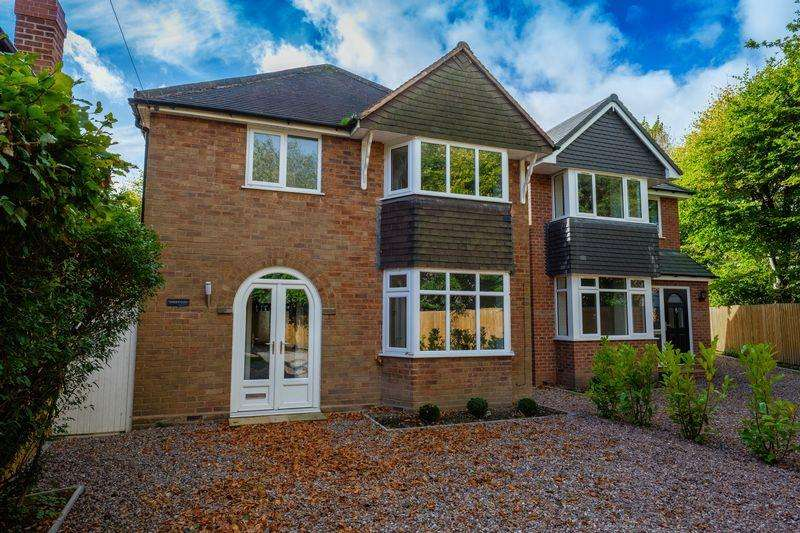 3 Bedrooms Detached House for sale in Heath Farm Road, Codsall, Wolverhampton