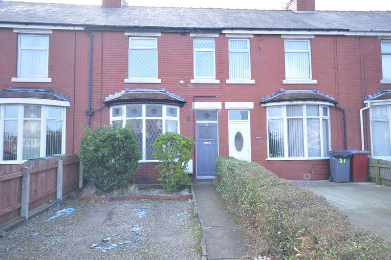 2 Bedrooms Terraced House for sale in Daggers Hall Lane, South Shore