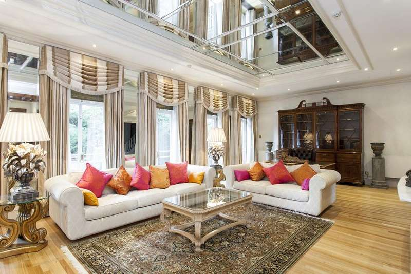 6 Bedrooms House for rent in Gloucester Square, Hyde Park, London, W2