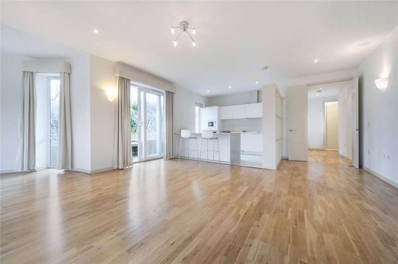 2 Bedrooms Flat for sale in Terrano House, 40 Melliss Avenue, Kew, Surrey