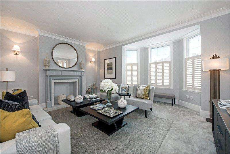 3 Bedrooms Flat for sale in Malvern Court, Onslow Square, London, SW7