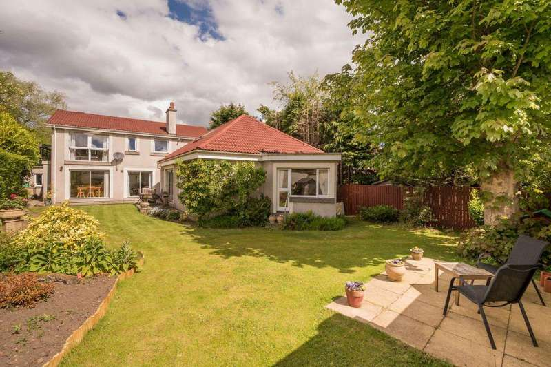 5 Bedrooms Detached House for sale in Bradstead House, 433 Lanark Road, Juniper Green, Edinburgh, EH14 5BA