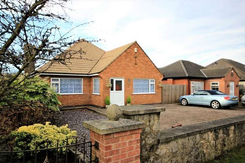 3 Bedrooms Detached Bungalow for sale in Hill Road, Gotham