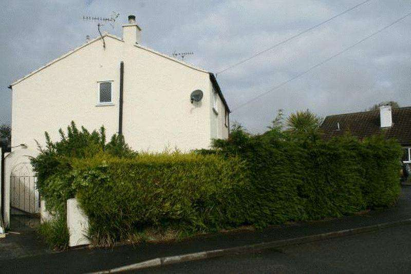 2 Bedrooms Semi Detached House for rent in Menai Bridge, Anglesey