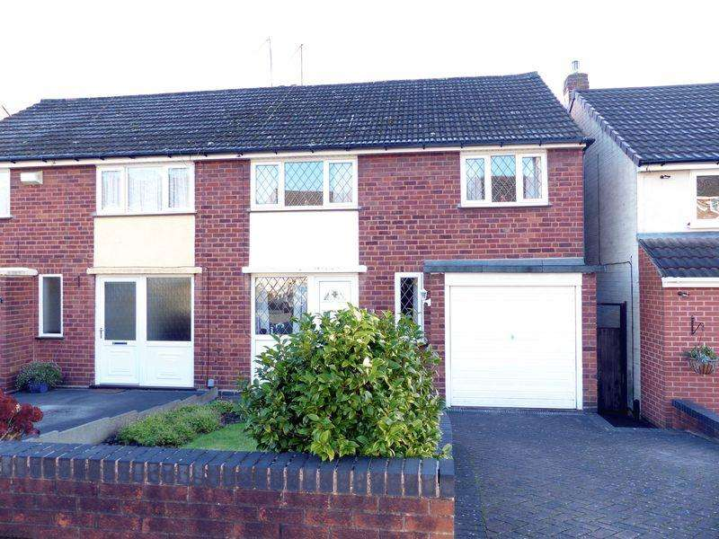 3 Bedrooms Semi Detached House for sale in Kelway Avenue, Great Barr