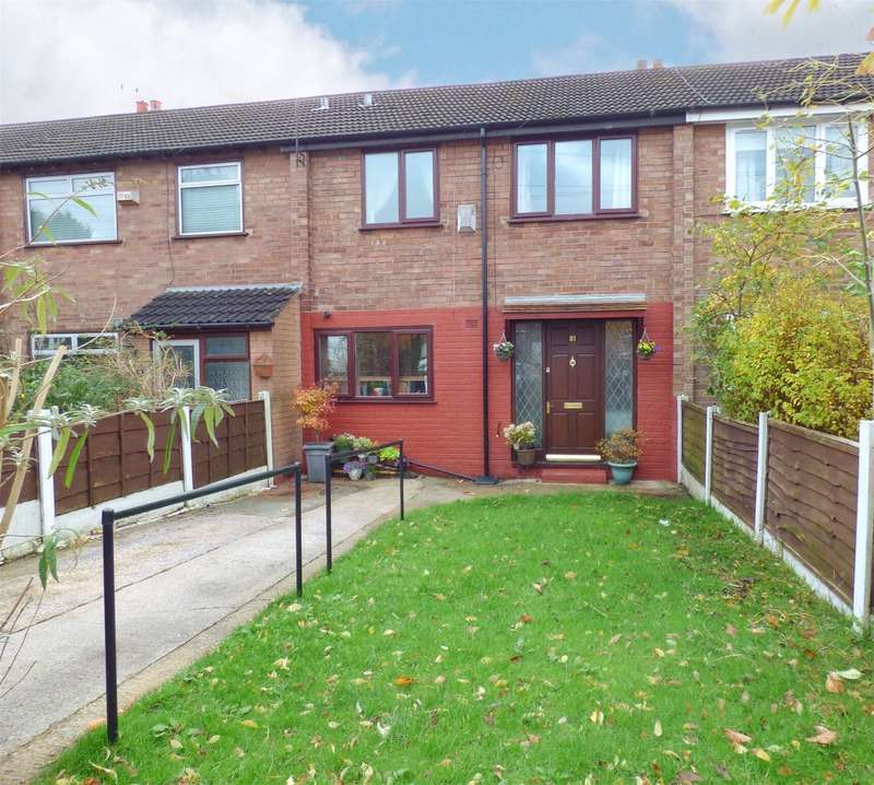 3 Bedrooms Terraced House for sale in Norfolk Crescent, Failsworth, Manchester, M35