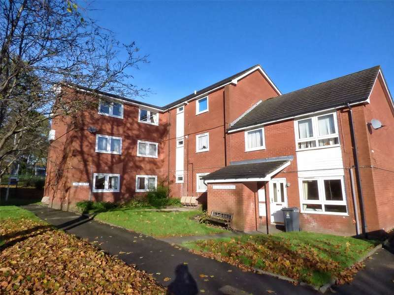 2 Bedrooms Apartment Flat for sale in Durden Mews, Shaw, Oldham, Greater Manchester, OL2