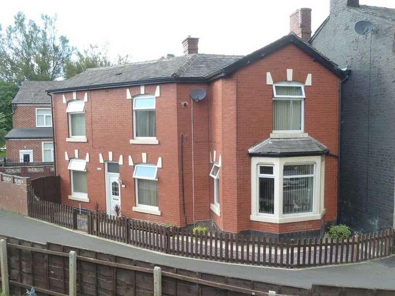 3 Bedrooms End Of Terrace House for sale in Grosvenor Street, Heywood, Lancashire, OL10