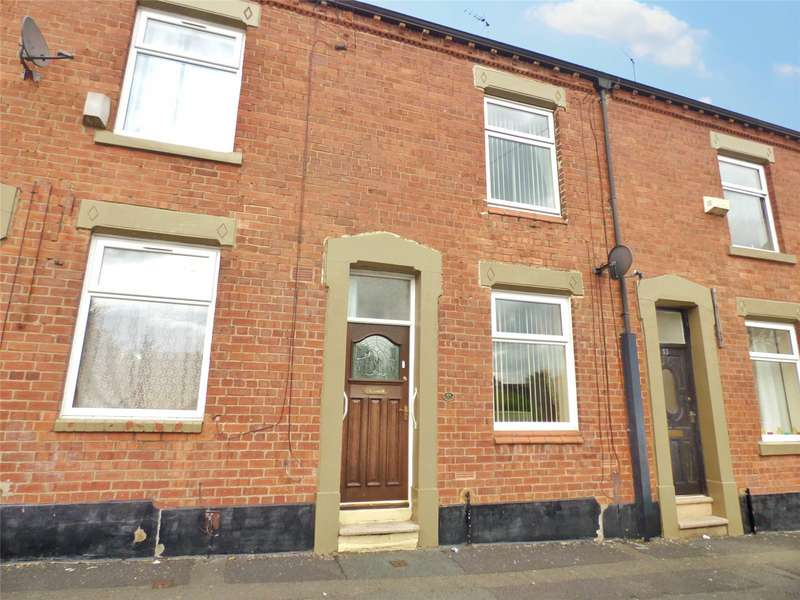 3 Bedrooms Terraced House for sale in Worsley Street, Glodwick, Oldham, Greater Manchester, OL8