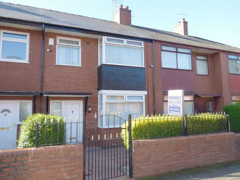 3 Bedrooms Terraced House for sale in Leamington Street, Rochdale, Lancashire, OL12