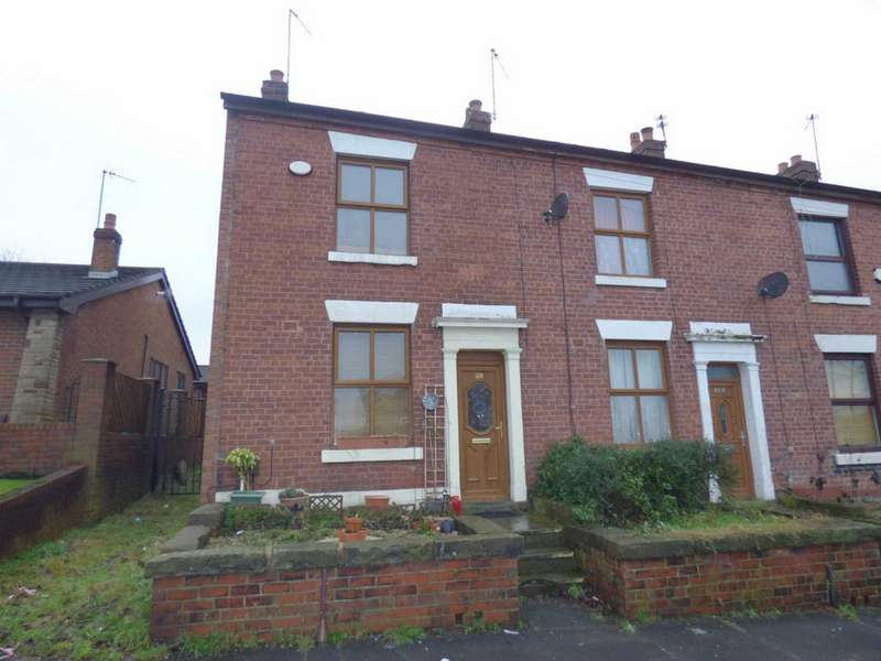 2 Bedrooms End Of Terrace House for sale in Oldham Road, Rochdale, Lancashire, OL11