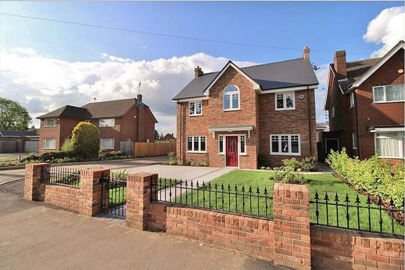 5 Bedrooms Detached House for sale in Cherry Gate Garden, South Luton
