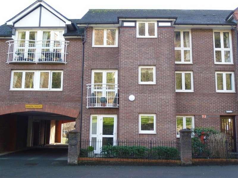 1 Bedroom Flat for sale in Lavington Court, BRIDGNORTH
