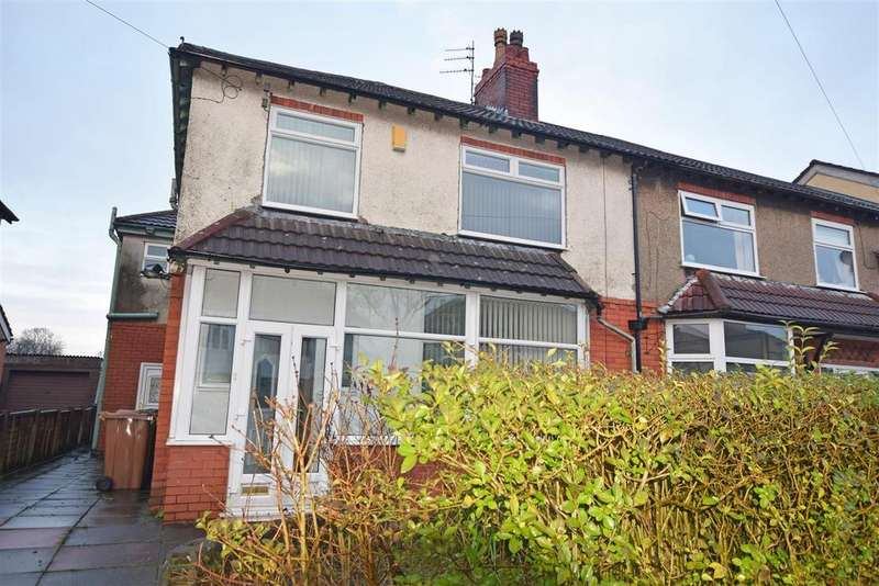4 Bedrooms Semi Detached House for sale in Kingsway, Alkrington, Middleton