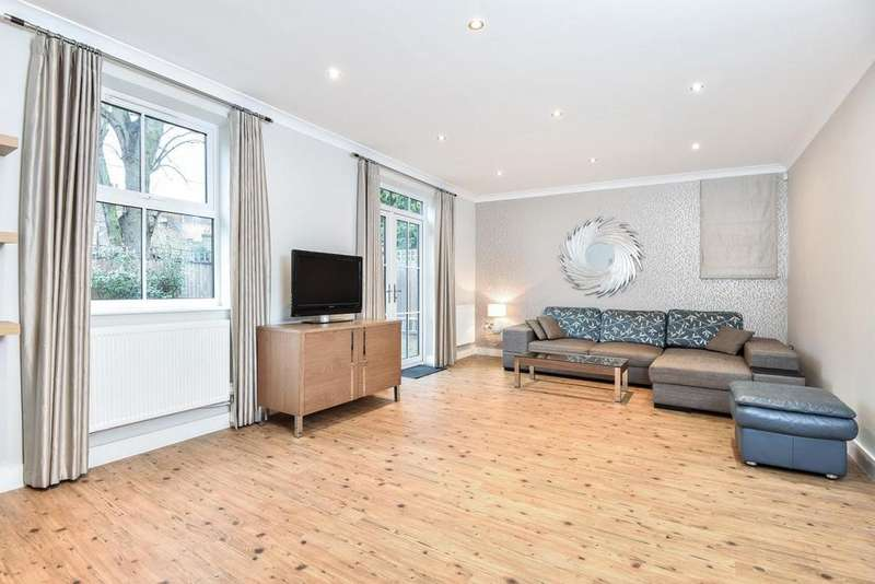 4 Bedrooms Semi Detached House for sale in Bentley Close, Hanwell