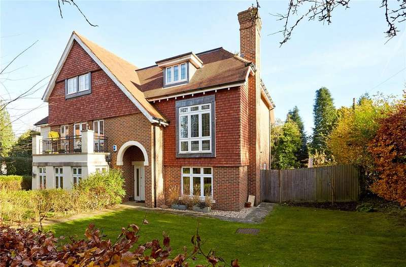 4 Bedrooms End Of Terrace House for sale in Little Bargrove, Roedean Road, Tunbridge Wells, Kent, TN2