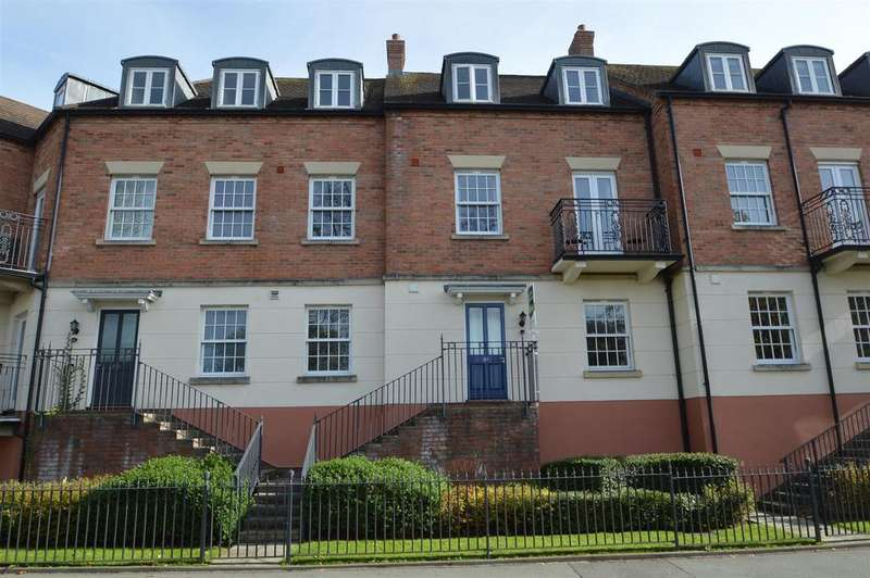 1 Bedroom Apartment Flat for sale in 81 Benbow Quay, Shrewsbury SY1 2DL