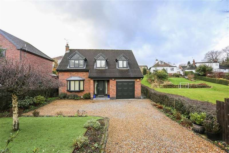 4 Bedrooms Detached House for sale in Arkwright Road, Marple, Cheshire