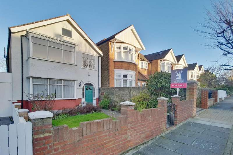 3 Bedrooms Detached House for sale in Sudbrooke Road, SW12