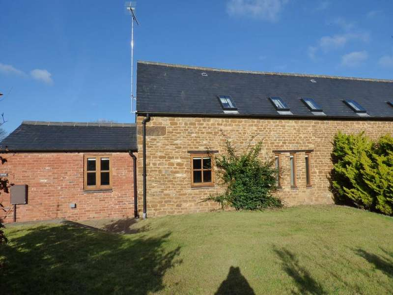 2 Bedrooms Barn Conversion Character Property for rent in Williamscot, Oxfordshire