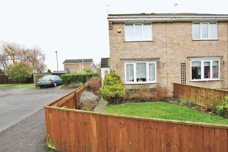 2 Bedrooms Semi Detached House for sale in ANCHOLME AVENUE, IMMINGHAM
