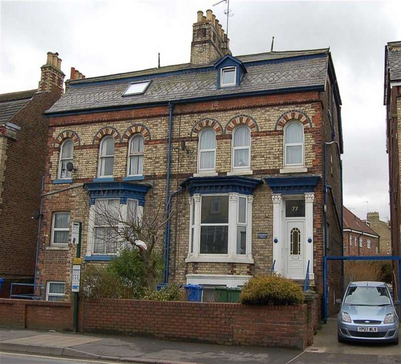 5 Bedrooms Semi Detached House for sale in Quay Road, Bridlington, East Yorkshire, YO16