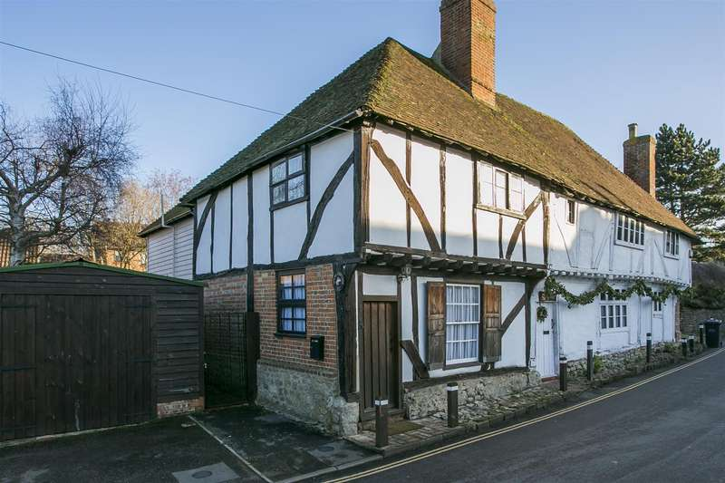 3 Bedrooms Semi Detached House for sale in Mill Street, East Malling, West Malling