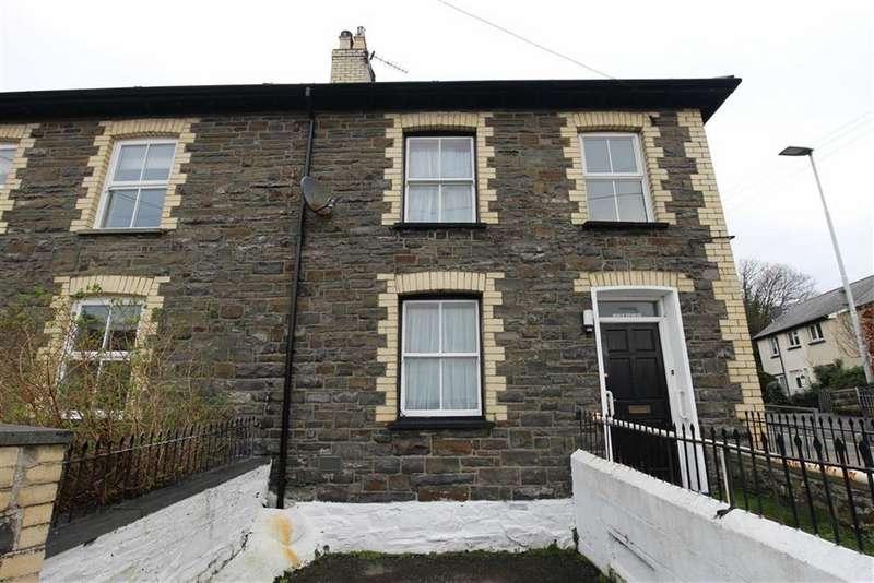 3 Bedrooms Semi Detached House for sale in Primrose Hill, Llanbadarn Fawr, Aberystwyth