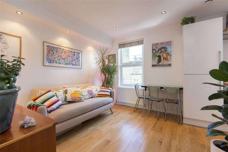 1 Bedroom Flat for sale in Brett Road, Hackney, London, E8