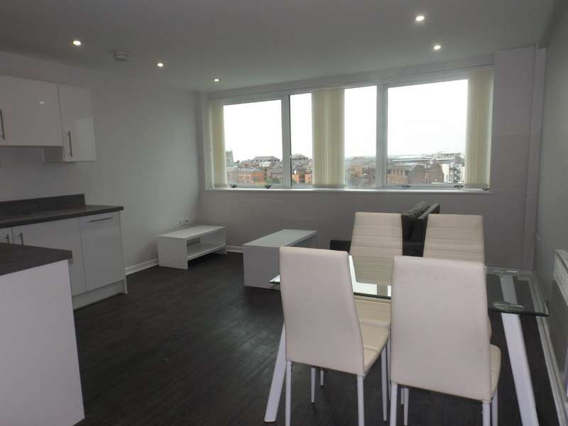 1 Bedroom Apartment Flat for sale in Marco Island, Huntingdon Street NG1