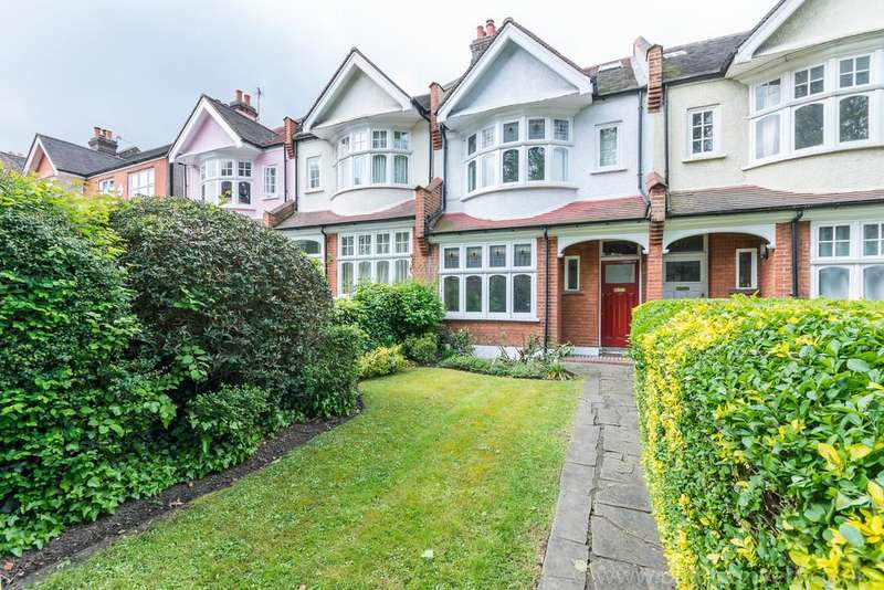 4 Bedrooms Terraced House for sale in Lordship Lane, London