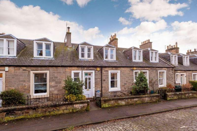 3 Bedrooms Terraced House for sale in 3 Stanhope Place, Edinburgh, EH12 5HH