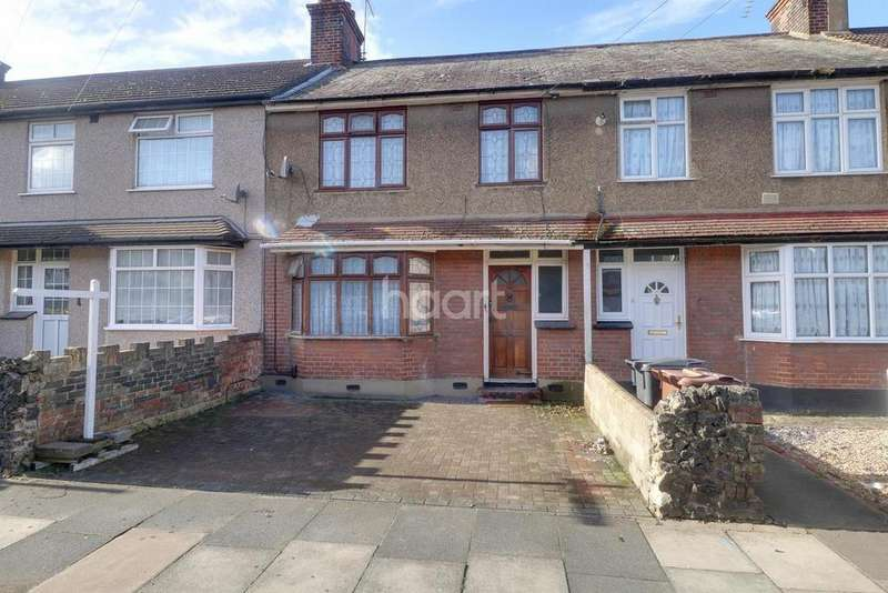 3 Bedrooms Terraced House for sale in Grange Road, Grays