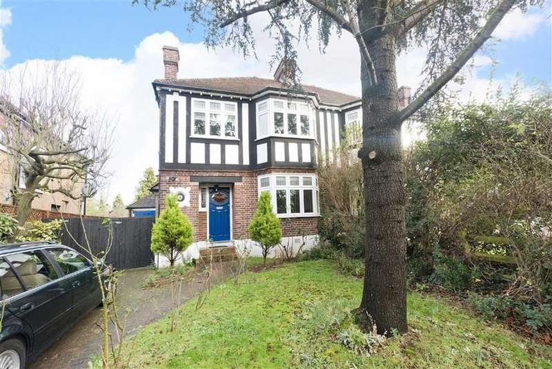 3 Bedrooms Semi Detached House for sale in Eastlands Crescent, London