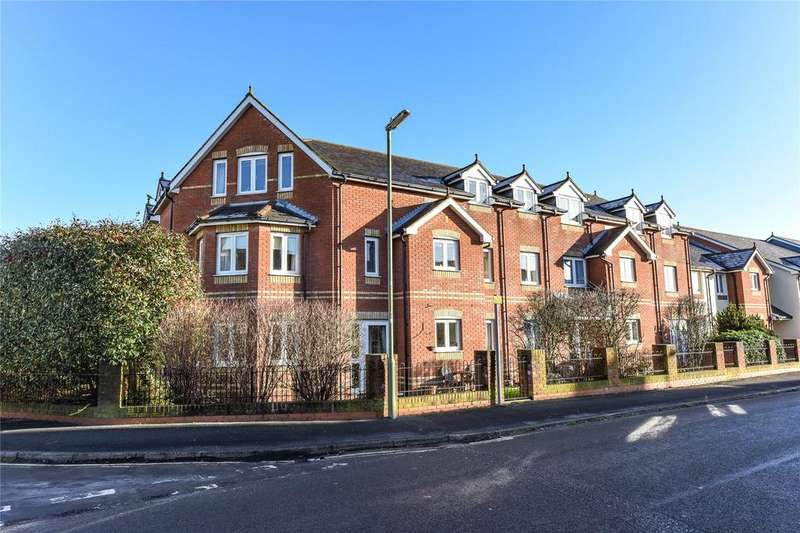 2 Bedrooms Retirement Property for sale in Willow Court, Ackender Road, Alton, Hampshire