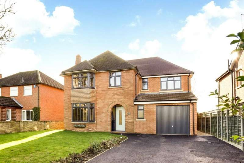 5 Bedrooms Detached House for sale in Broadclose Road, Down Hatherley, Gloucester, GL2