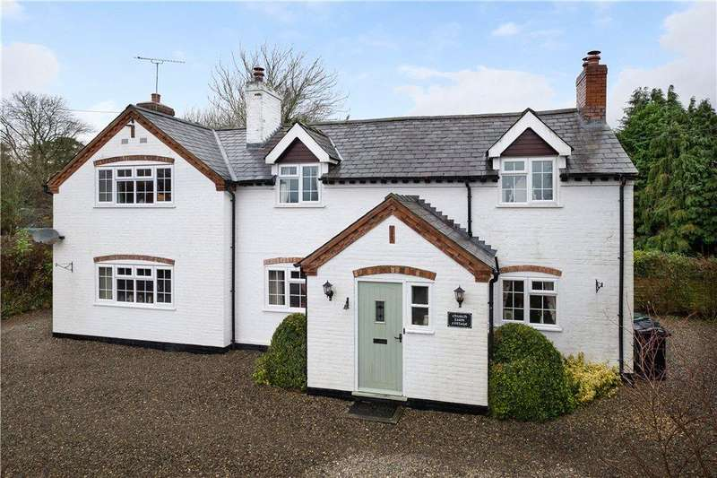 4 Bedrooms Detached House for sale in Nash, Ludlow, Shropshire, SY8