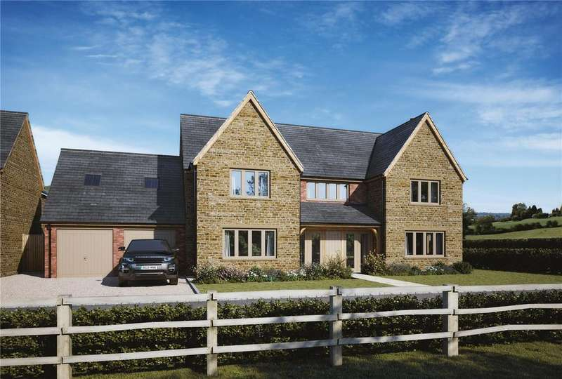 4 Bedrooms Detached House for sale in Top Street, Northend, Southam, Warwickshire, CV47