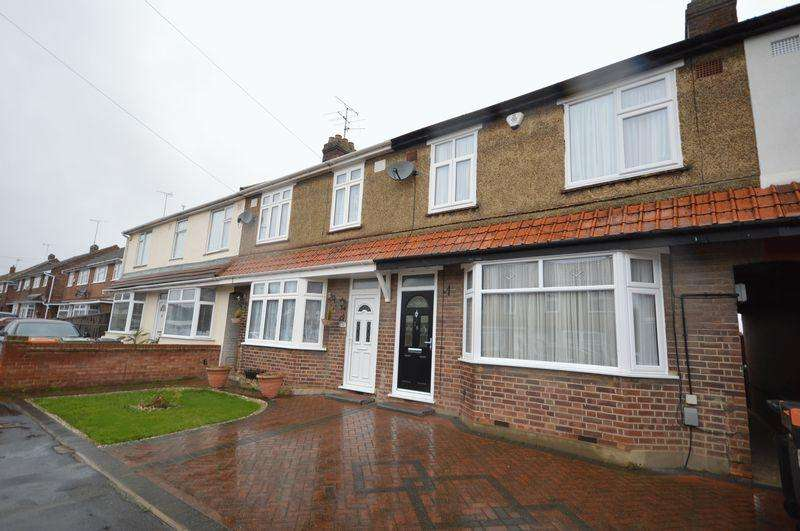 3 Bedrooms Terraced House for sale in St. Michaels Avenue, Houghton Regis