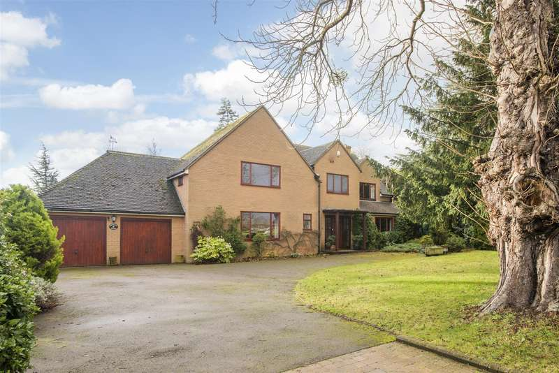 4 Bedrooms Detached House for sale in Long Hyde Road, South Littleton, Evesham