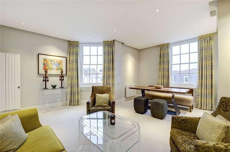 2 Bedrooms Flat for sale in Sheffield Terrace, Kensington, London, W8