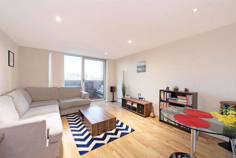 1 Bedroom Flat for sale in Merryweather Place, Greenwich, London, SE10
