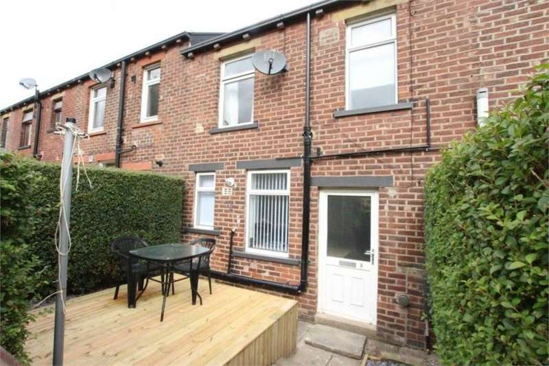 2 Bedrooms Terraced House for sale in Milton Terrace, CLECKHEATON, West Yorkshire