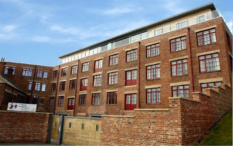 2 Bedrooms Apartment Flat for rent in The Irvin Building, North Shields