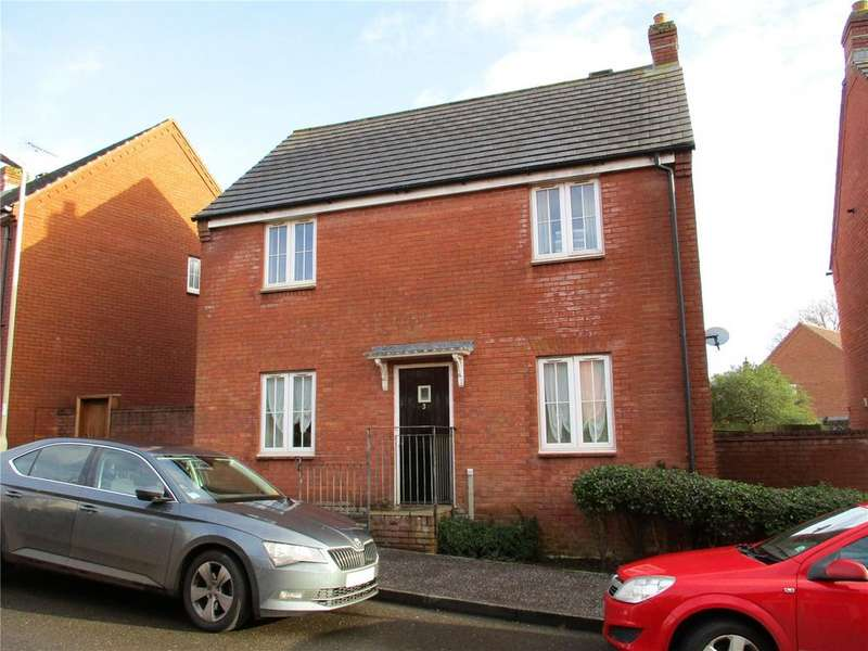 3 Bedrooms House for rent in Swan Avenue, Tiverton, Devon, EX16