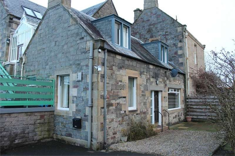 2 Bedrooms End Of Terrace House for sale in Craigpark Gardens, GALASHIELS, Scottish Borders