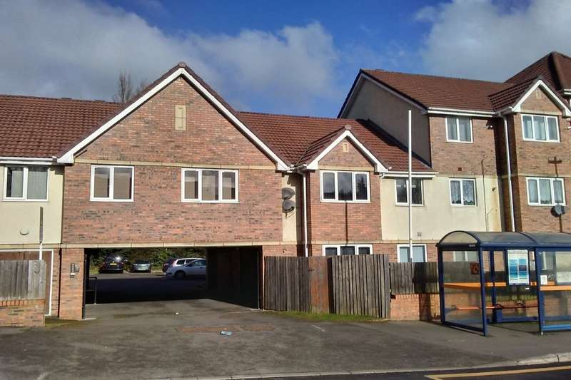2 Bedrooms Flat for sale in Park Mews Londonderry Lane, Smethwick, B67