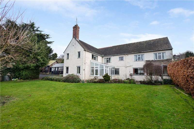 3 Bedrooms Detached House for sale in New Road, Ludlow, Shropshire, SY8